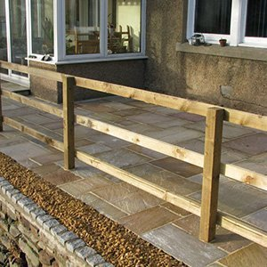 Fencing and Decking in East Lothian